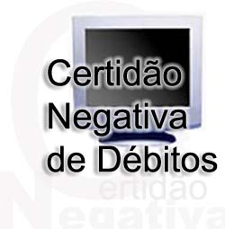 Certido Negativa De Dbitos Informaes