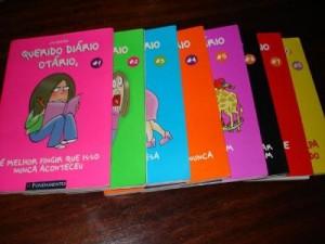 Coleção De Livros Meu Querido Diário Otário  Coleção De Livros Meu Querido Diário Otário 300x225