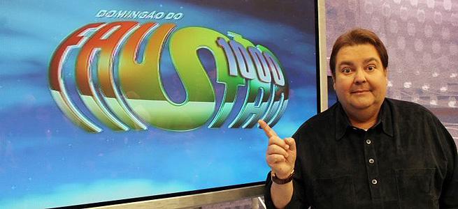Domingão Do Faustão   Rede Globo  Domingão Do Faustão Rede Globo