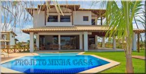 Plantas de Casas Grátis   Planta Baixa e Projeto de Casa Para Download Projeto de Casa 300x153