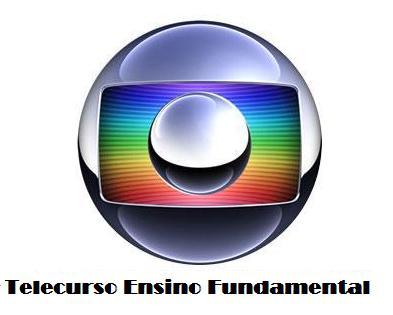 Telecurso Ensino Fundamental   Rede Globo  Telecurso Ensino Fundamental Rede