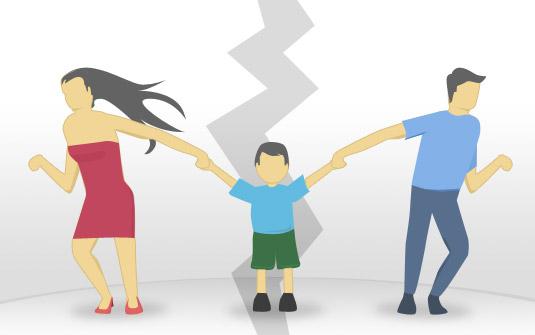 Pais Separados – Como Agir Com Os Filhos  Pais Separados Como Agir Com Os Filhos