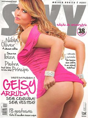 Fotos de Geisy Arruda Nua e Pelada Na Revista Sexy Fotos Geisy Arruda Nua Pelada Revista Sexy