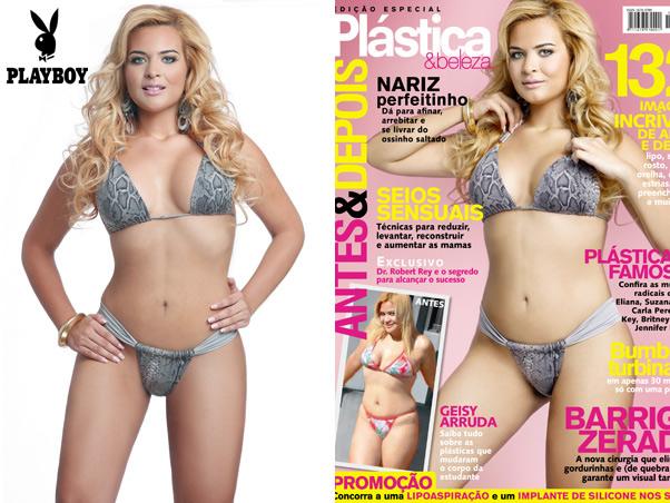 Fotos de Geisy Arruda Na Revista Playboy  Geisy Arruda Na Revista Playboy