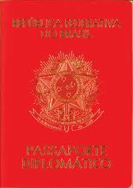 Tipos de Passaporte diplomata