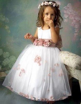 Vestidos de Daminhas de Honra  e Floristas 2011 vestido dama de honra