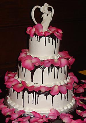Bolos de Casamento Para 2011 bolo com flores