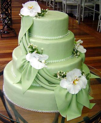 Bolos de Casamento Para 2011 bolo de casamento 2011