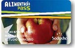 Cartão Sodexo Alimentação   Saldo PASS  Cartão Sodexo