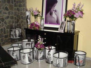 Decoração de Festa de Aniversário de 15 Anos Fotos de decoração de aniversários de 15 anos 4