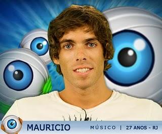 Mauricio BBB 11 –