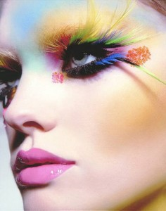 Maquiagem Para Carnaval 2011