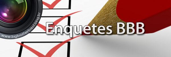 Enquete BBB11 – 2011 enquetes bbb