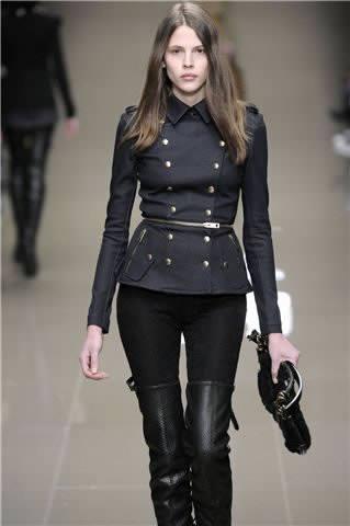 inverno moda para 2011