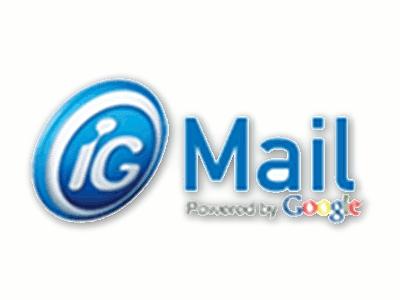 IG Email Gratuito  logo bigmail
