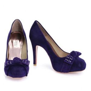 Sapatos Coloridos Moda Verão 2011 2