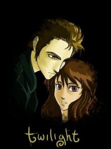 Crepúsculo em Versão Animê Twilight Anime Crepusculo saga 223x300