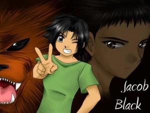 Crepúsculo em Versão Animê jacob crepusculo em anime 300x225
