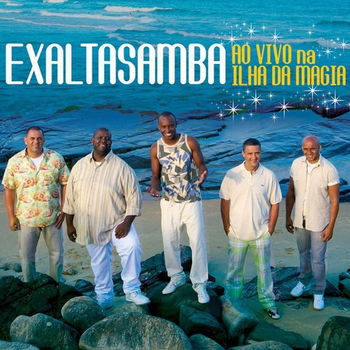 CD E DVD Exaltassamba Ao Vivo 1