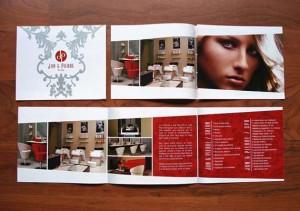 Modelos de Panfletos Para Salão de Beleza Panfletos Para Salão de Beleza 300x211