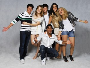Personagens Novela Rebelde Record 300x225