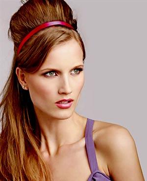 Penteados Anos  Estilos 60 – Fotos  cabelo modelos 60