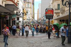 Lugares Para Passear em Florianópolis SC  calçadao