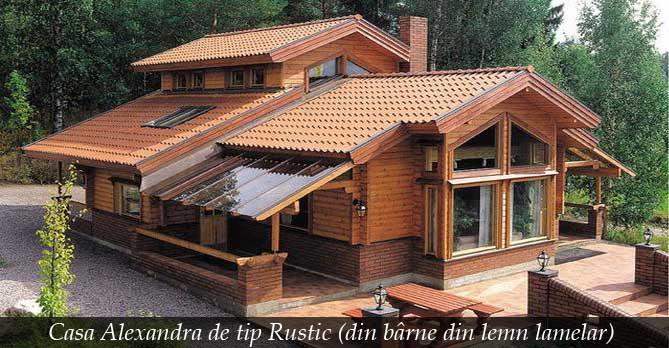 Casas Feitas de Madeira – Fotos casas de madeira1