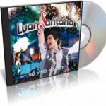 CD E DVD Luan Santana Ao Vivo