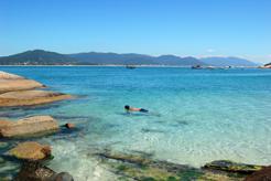Lugares Para Passear em Florianópolis SC  ilha campeche