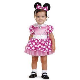 Fantasia Infantil da Minnie – Onde Comprar menina minnie