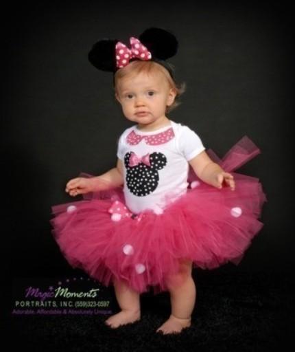 Fantasia Infantil da Minnie – Onde Comprar minnie fofinha