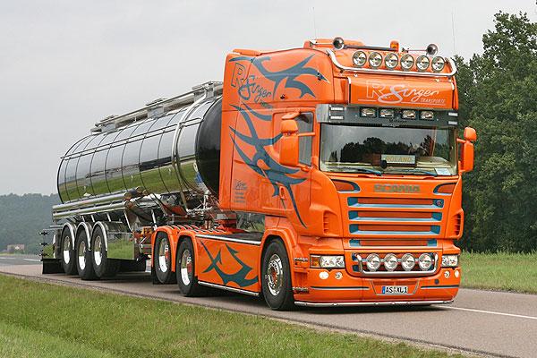 Caminhões Tunados   Fotos  Caminhões Tunados Fotos
