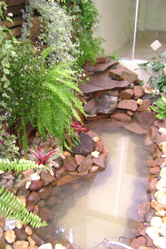 jardim vertical imagens:Jardim Vertical Na Varanda