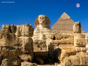 Principais Pontos Turísticos do Egito esfinge piramides egito 300x225