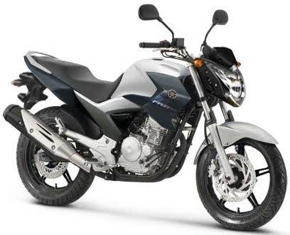 Yamaha   Lançamentos de Motos Modelos 2011 fazer 2011 ilustra ao