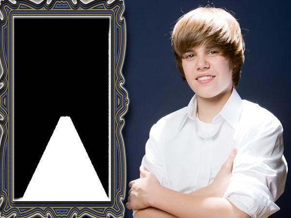 Molduras para Fotos do Cantor Justin Bieber justin+Bieber2