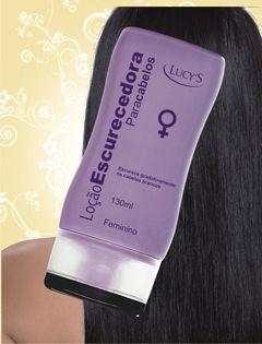 Shampoo Escurecedor de Cabelos   Dicas Para Tingir os Cabelos de Forma Natural shampoo escurecedor