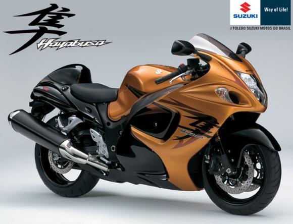 Motos Suzuki  Modelos 2011   Fotos  sobreduasrodas suzuki hayabusa 2011 01