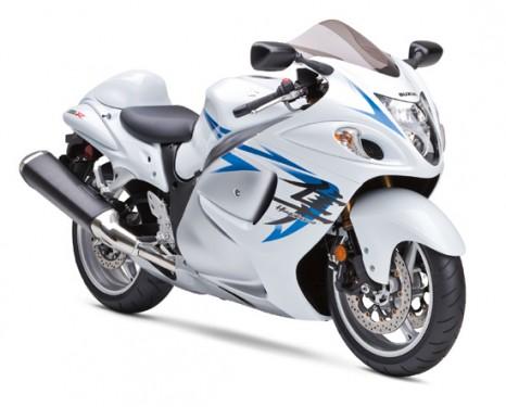 Motos Suzuki  Modelos 2011   Fotos  susuki branca