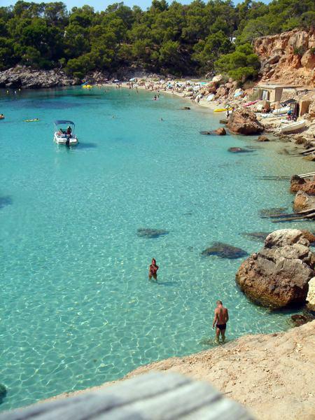 Dicas de Lugares Para Passar férias Ibiza plage
