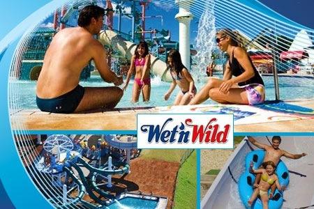 Wet'n Wild Parque Aquático   Promoções, Site, Atrações Parque aquatico
