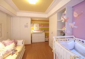 Decorações para Quarto de Bebês   Fotos Quarrto de bebe 300x207