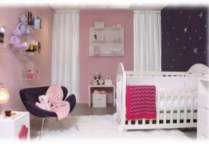 Decorações para Quarto de Bebês   Fotos Quarto de bebe 300x207