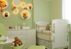 Decorações para Quarto de Bebês   Fotos Quarto de bebe decorado 300x207