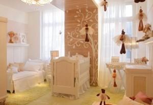 Decorações para Quarto de Bebês   Fotos Quarto de bebe decorado bonecas 300x207