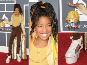 Willow Smith na moda 300x226