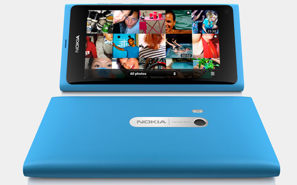 novo nokia n9 swipe