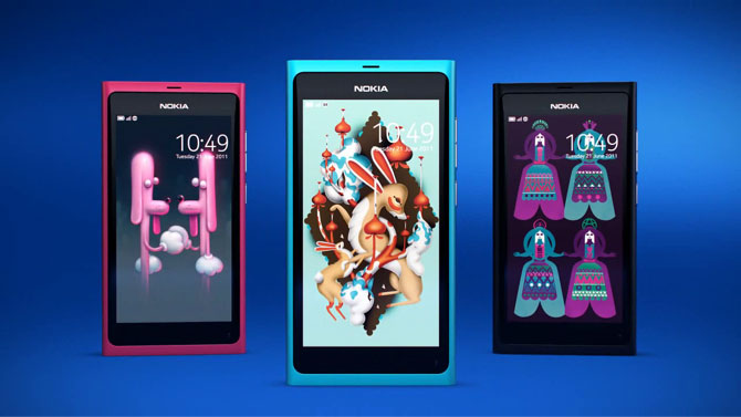 novo nokia n9