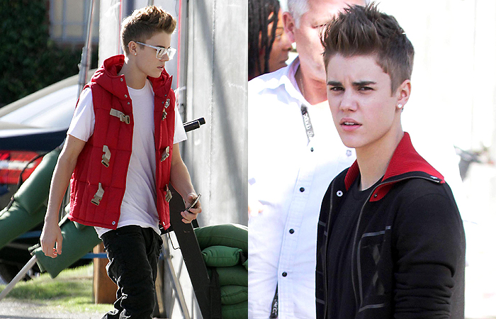 Novo Look Do CantorJustin Bieber Fotos Novidades Novo Visual Justin
